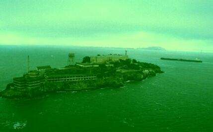 Alcatraz ... my favorite in San Francisco